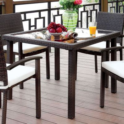 Zello Outdoor Patio Dining Table - IDF-OT1852-T