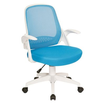 Jackson Office Chair in Blue - JKN26-W7M