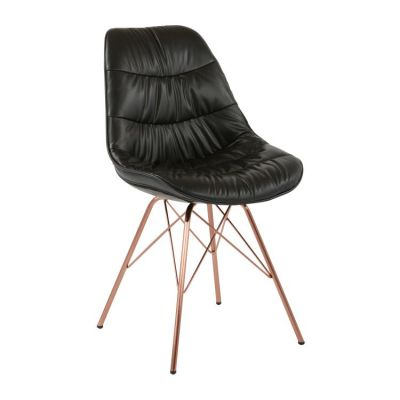 Langdon Chair in Black - LGD-U6