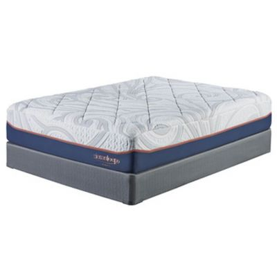 14 Inch MyGel Queen Mattress in White - M75931