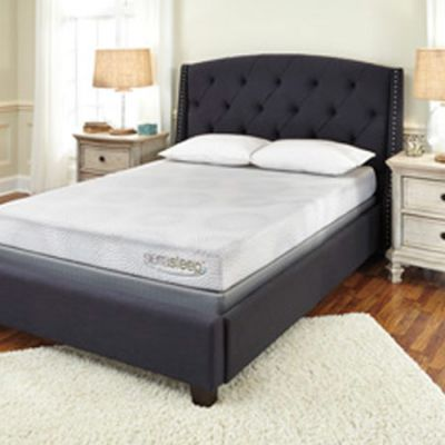 7 Inch Gel Memory Foam Queen Mattress - M97131