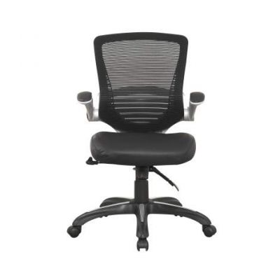 Ergonomic Walden Office Chair in Black Pu Leather - VEN039-MC-633