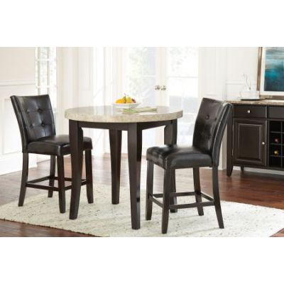 Monarch Marble Top Pub Table (Table Only) - MC600PT