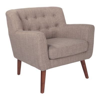 Mill Lane Chair in Cement - MLL51-M59