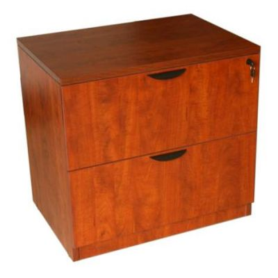 2-Drawer Lateral File Cabinet in Cherry - N112-C