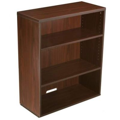 Open Hutch/Bookcase in Mahogany - N153-M
