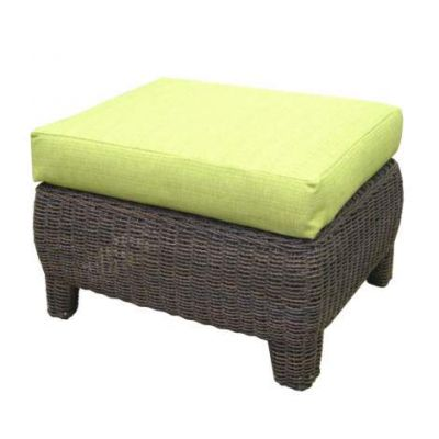 Outdoor Bay Harbor Ottoman - OL-BAH02R