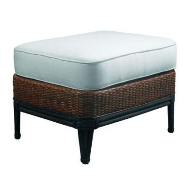 Outdoor Palm Beach Ottoman - OL-PLB02