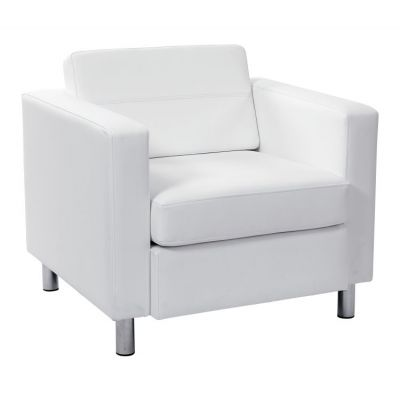 Pacific Armchair in Snow - PAC51-R101