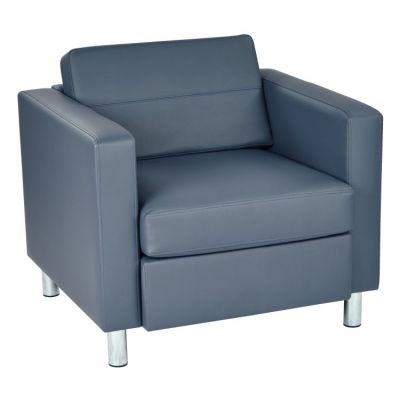 Pacific Armchair in Blue - PAC51-R105