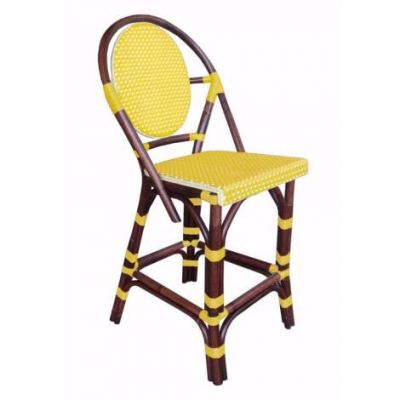 Paris Bistro Counterstool - Yellow - PBA16-YEL