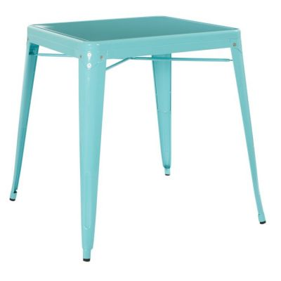 Paterson Metal Table in Mint Finish - PTR432-16