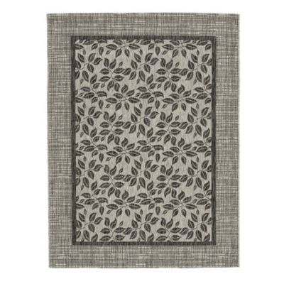Jelena Large Rug in Tan & Gray - R402861