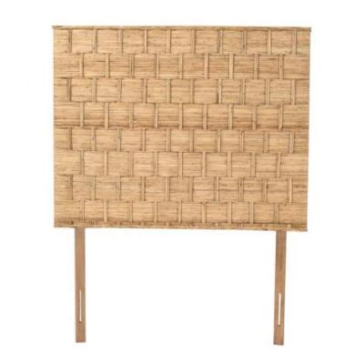 Rattan Weave Headboard - Queen - RWHB01-Q