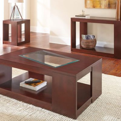 Reynosa End Table in Cherry - RY150E
