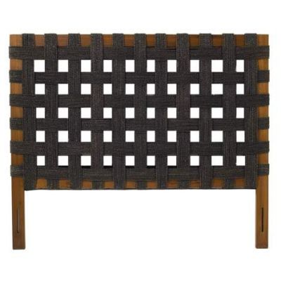 Seagrass Open Weave Headboard-Queen - SGW19-Q