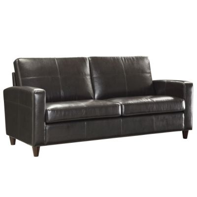Sofa With Espresso Finish Legs - SL2813-EC1