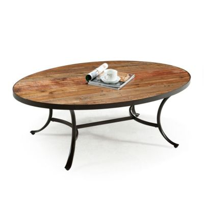 Berkeley Cocktail Table in Natural - T140-0