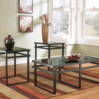 Laney Occasional Table Set (Set of 3) - T180-13