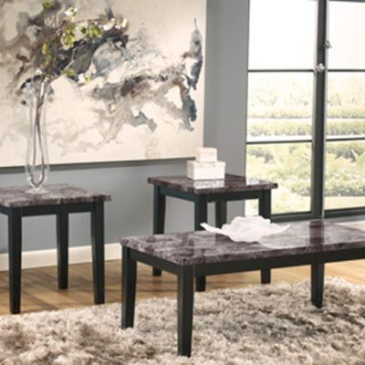 Maysville Occasional Table Set (Set of 3) - T204-13