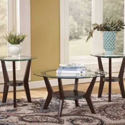 Fantell Occasional Table Set (Set of 3) - T210-13