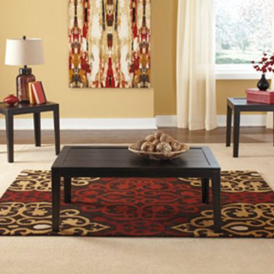 Birstrom Occasional Table Set (Set of 3) - T227-13