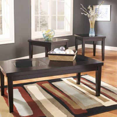 Denja Occasional Table Set (Set of 3) - T281-13