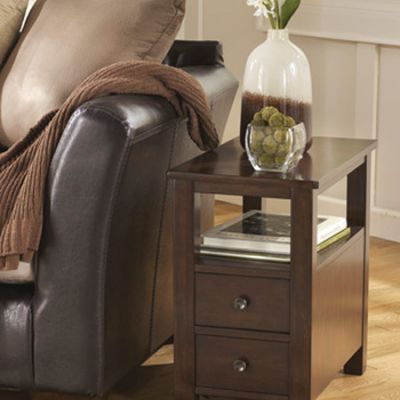 Marion Chair Side End Table - T477-7
