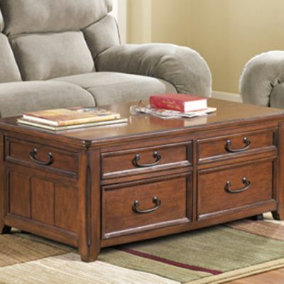 Woodboro Lift Top Cocktail Table - T478-20