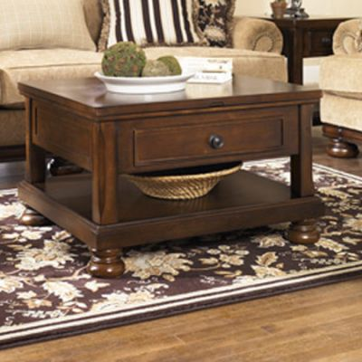 Porter Lift Top Cocktail Table - T697-0