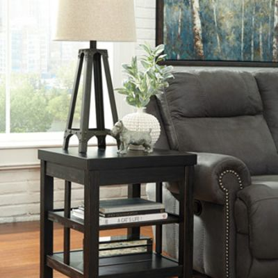 Gavelston Square End Table - T752-2