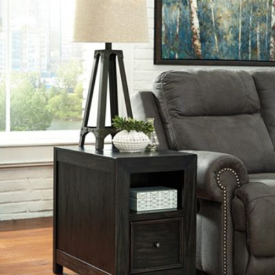 Gavelston Chair Side End Table - T752-7