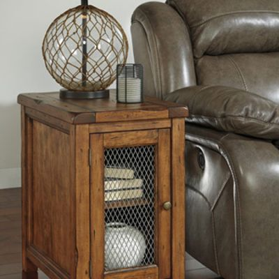 Tamonie Chair Side End Table - T830-7