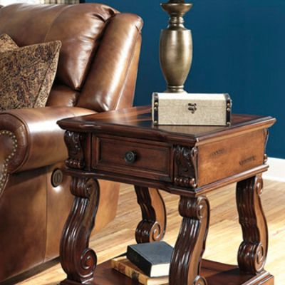 Alymere Square End Table - T869-2
