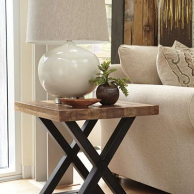 Wesling Square End Table - T873-2