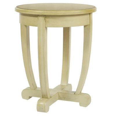 Tifton Round Accent Table in Celadon - TFN17AS-CL