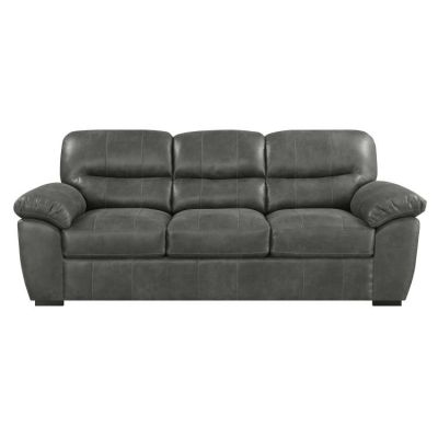 Nelson Progressive Sofa in Charcoal - U3472-00-03