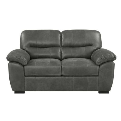 Nelson Loveseat in Charcoal - U3472-01-03