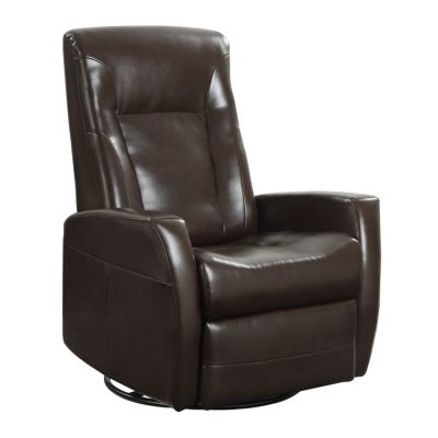 Conrad Swivel Glider in Chocolate - U5073-04-25