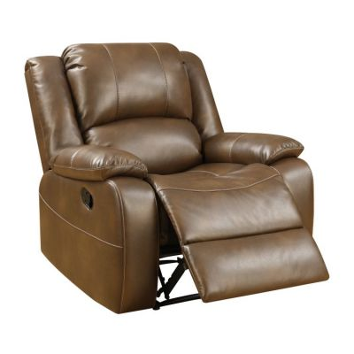 Carston Recliner in Brown - U7057-04-05