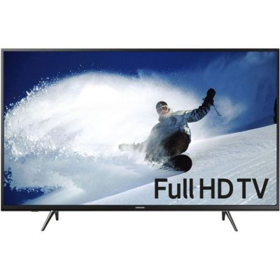 43''LED HDTV,1080p,60Hz,WiFi,Smart,2-HDMI,2-USB-Black - UN43J5202AF