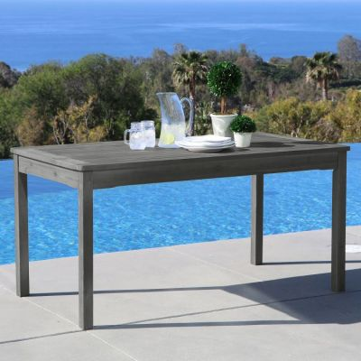 Renaissance Outdoor Rectangular DiiningTable - V1297