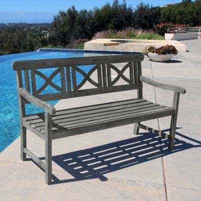 Renaissance Outdoor 5-foot Bench - V1299