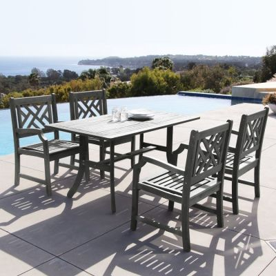 Renaissance 5-piece Outdoor Dining Set