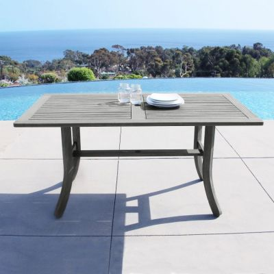 Renaissance Outdoor Rectangular DiiningTable - V1300