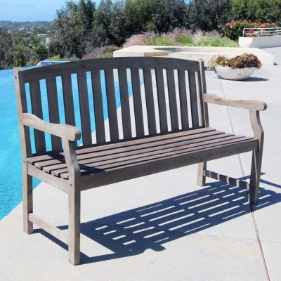 Renaissance Outdoor 5-foot Bench - V1333