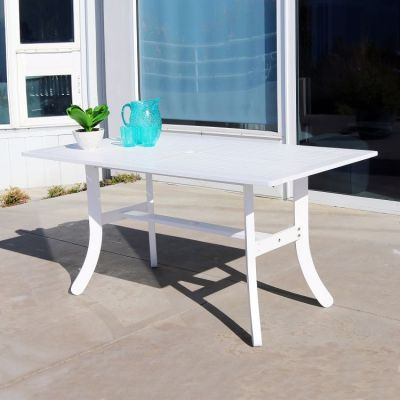 Bradley Outdoor Rectangular Dining Table - V1337
