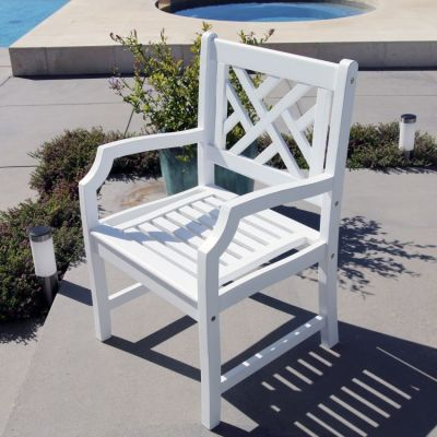 Bradley Outdoor Armchair - V1338