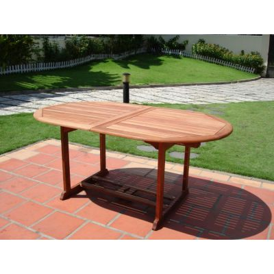Malibu Outdoor Oval Extention Table - V144