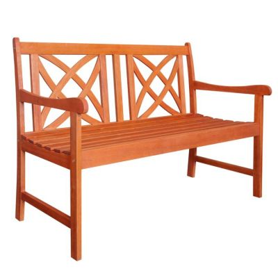 Malibu Outdoor 4-foot Bench - V1493